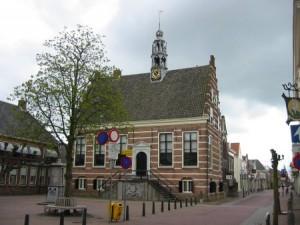 bouwwereld het oude stadhuis waar de bijkomst plaatsvind