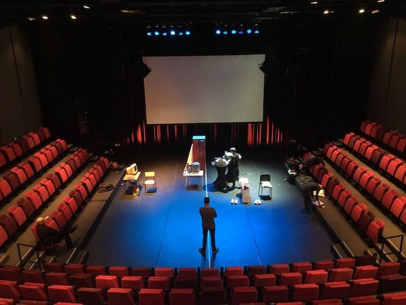 theater op maat acteurs spelen stuk op maat interactief