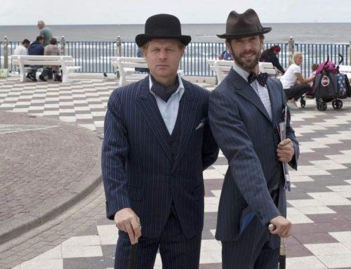 HuureenActeur verzorgt Dandy's & Guards in Zandvoort
