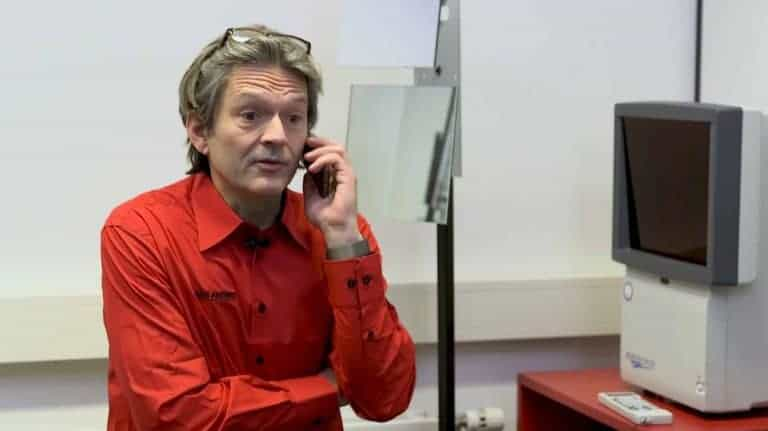 Huur een acteur Hans Anders