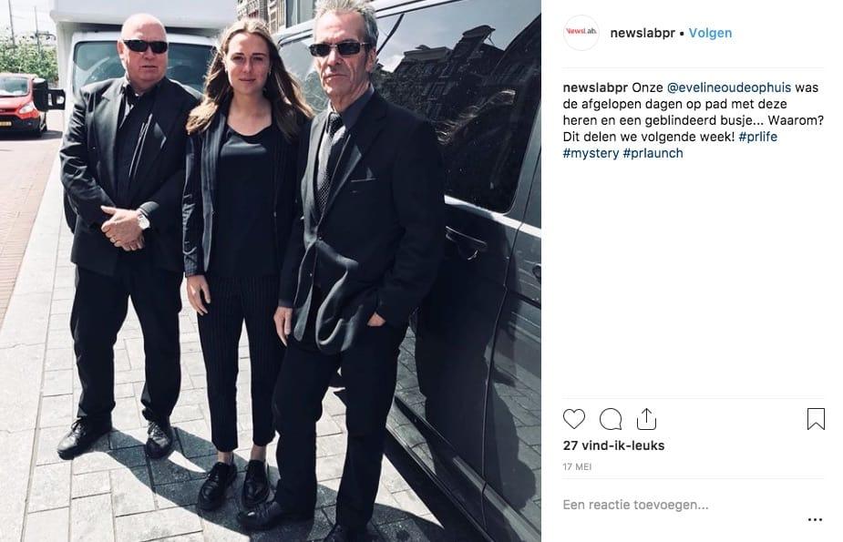 HuureenActeur undercover acteurs -instagram