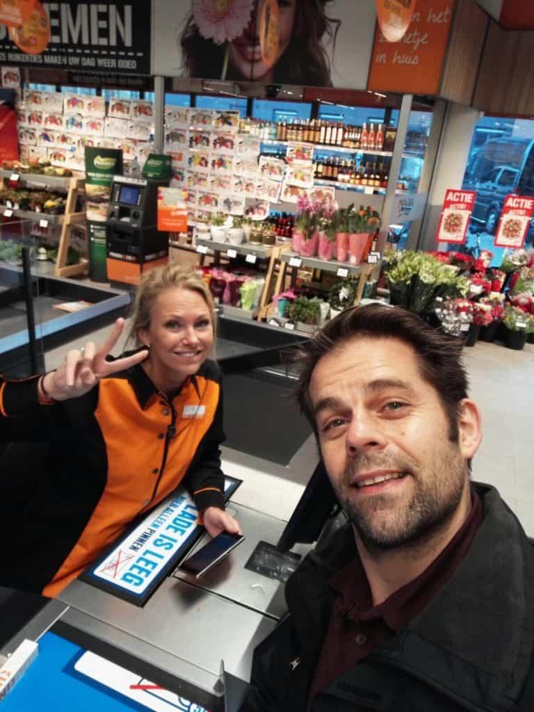 acteurs bedrijfsfilm supermarkt coop