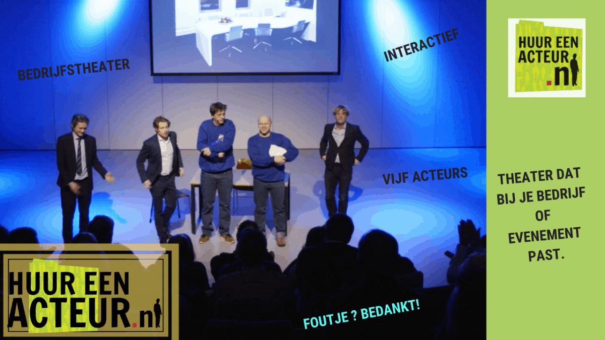 theater op maat interactief theater