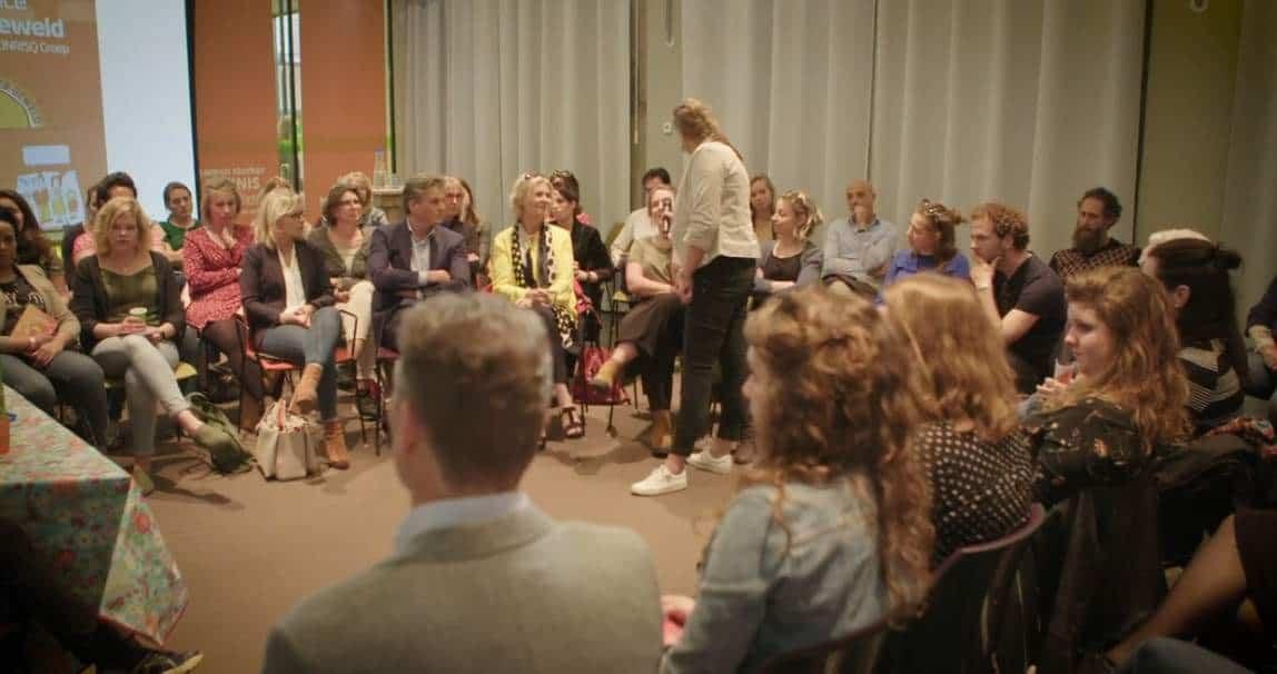 HuureenActeur publiek interactief theater